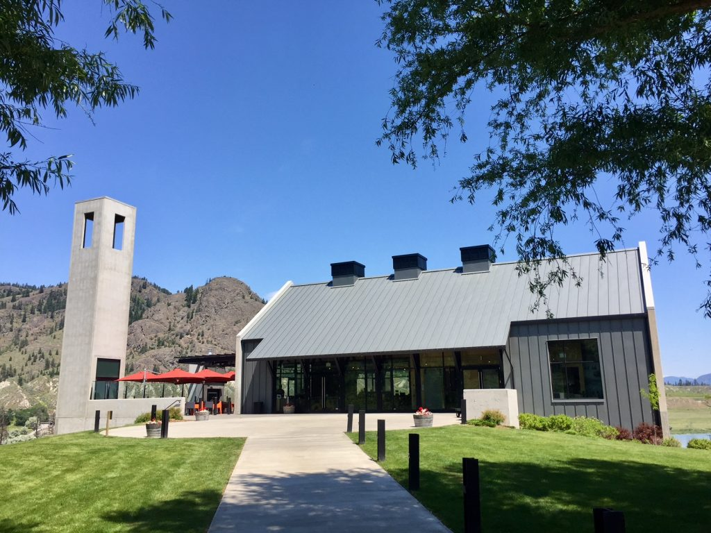 Kamloops Wine Trail at Monte Creek Ranch, DiVine Tours